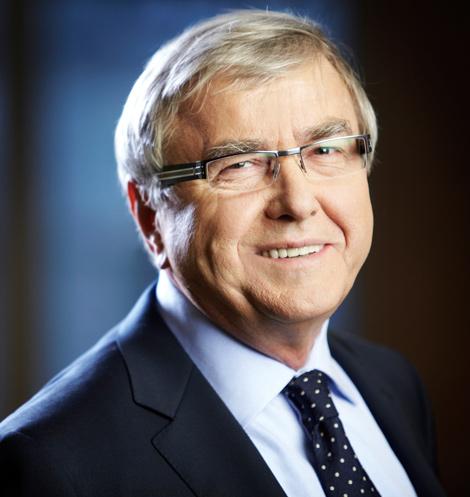 Photo of Walter Kuskowki, founder of Wentworth Mold